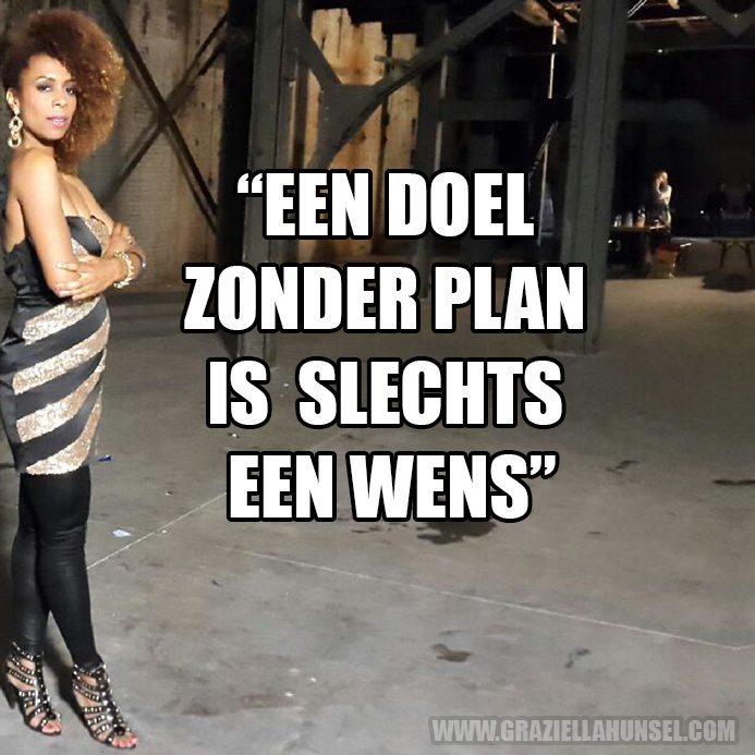 graziellahunsel_eendoelzonderplan